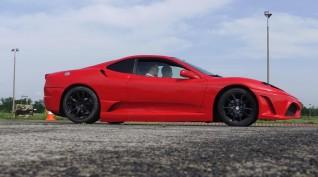 Ferrari F430 Replika autóvezetés KakucsRing 8 kör