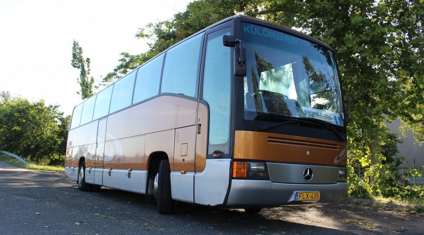 Buszvezetés és szimulátor 2X1 óra Budapesten