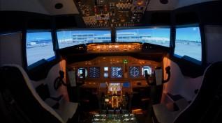 Boeing Szimulátor 30 perc