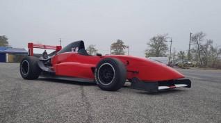 Formula Renault 2.0 autóvezetés Hungaroring 2 kör