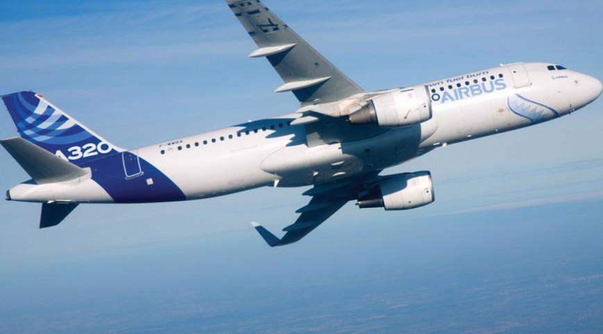 Szlalomozás a völgyben - Airbus szimulátor 60 perc