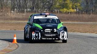 Ford Fiesta Rally autóvezetés KakucsRing 5+5 kör ajándék