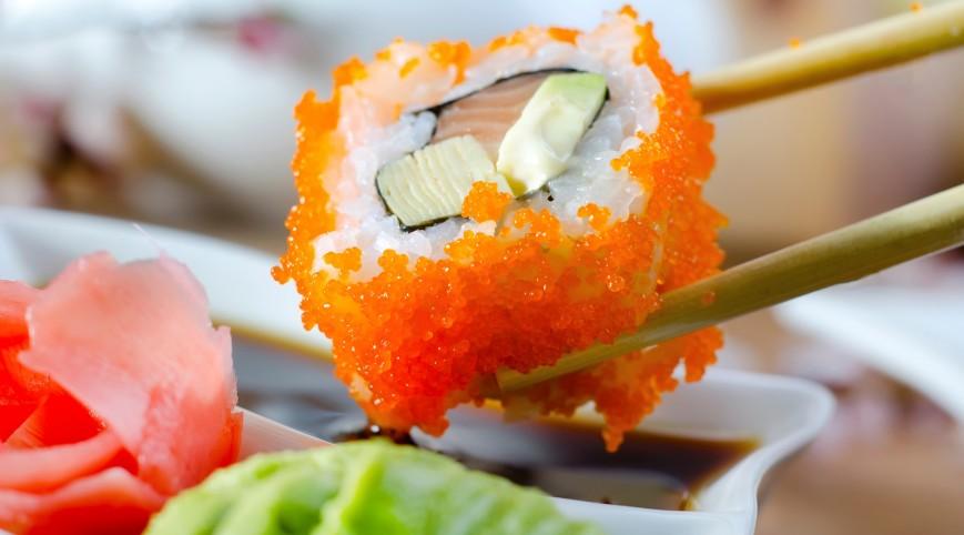Exclusive Sushi Készítés 2 fő részére Saját Chéf-fel