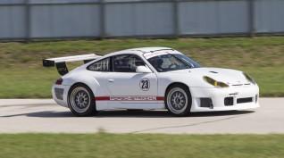 Porsche 911 GT3 RS versenyautó élményvezetés Euroring 6 kör