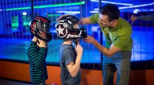 Elektromos gokartozás Budapest belvárosában gyerekeknek 5X7 perc