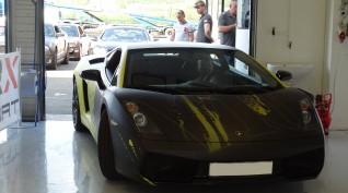 Lamborghini Gallardo vezetés és utasautóztatás KakucsRing 8+1 kör