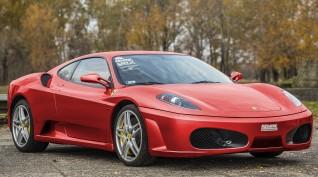 Ferrari F430 F1 490 LE autóvezetés DRX Ring 2 kör
