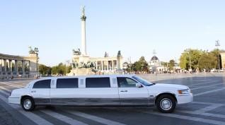 Budapesti városnézés limuzinnal 1,5 óra