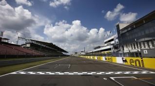 Porsche versenyautó vezetés Hungaroring 3 kör/13,2 km