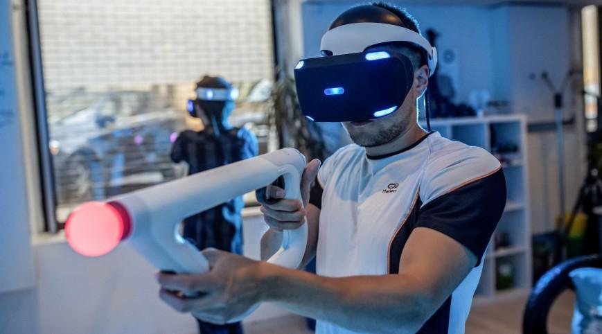 Virtuális Valóság élmény - VR élmény 1 óra 2-6 fő