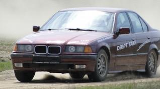 Legendás Rallyautók egy Csomagban Vezetés Rallykrossz Pályán 27 km