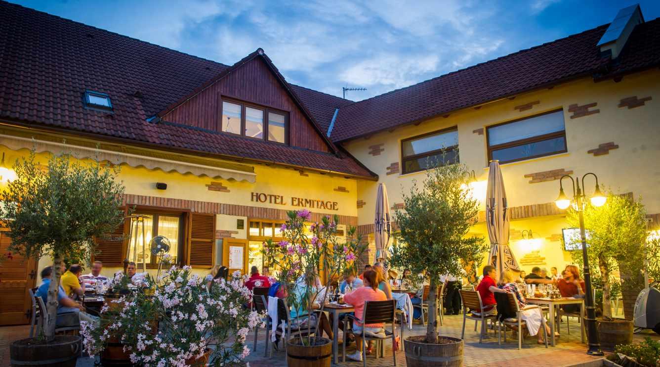 2 napos pihenés a Bock Hotel Ermitage-ban 2 fő részére