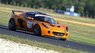 Lotus Exige vezetés DRX Ring 3 kör+Ajándék Videó