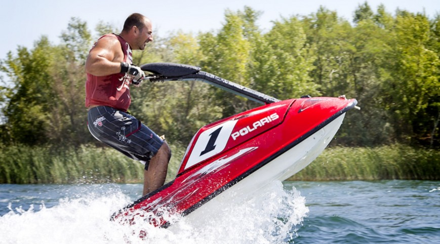 Álló Jet-Ski -zés 40 perc