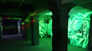 Egyedülálló interaktív játékélmény - Lasertag Budapesten 1 óra 1 fő