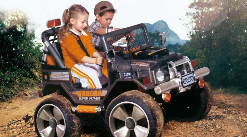 Gyakorlópálya és Terepasztal Gyerekeknek Elektromos Járművekkel