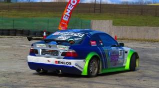 BMW E46 AC Schnitzer Versenyautó drift vezetés 45 perc