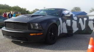 Ford Mustang GT 450 LE autóvezetés DRX Ring 3 kör+Ajándék Videó