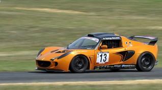 Lotus Exige vezetés Hungaroring 6 kör+videó