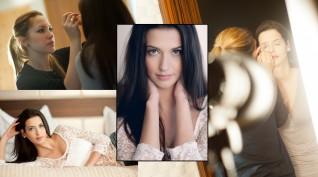 Exkluzív portfólió fotózás nőknek