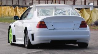 BMW E46 GTR Turbo autóvezetés Hungaroring 4 kör