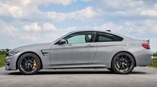 BMW M4 CS Limited Edition autóvezetés Hungaroring 4 kör