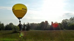Hőlégballonos Sétarepülés Történelmi Borvidékek Felett