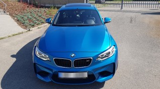 BMW M2 410 LE autóvezetés KakucsRing 5 kör