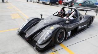 Radical SR3 Formula élményautózás a Hungaroringen 3 kör