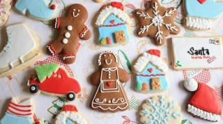 Karácsonyi cupcake díszítés kicsiknek és nagyoknak