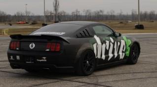 Ford Mustang GT 450 LE autóvezetés DRX Ring 8 kör+Ajándék Videó