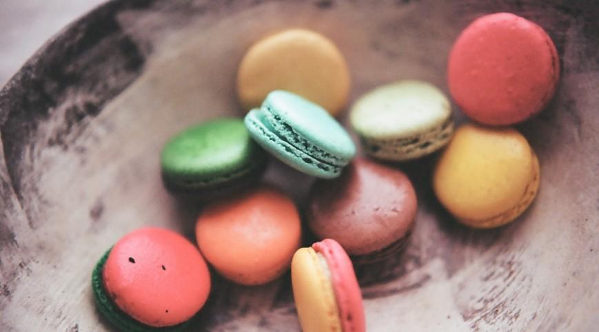 Macaron mánia - A macaron sütés minden titka 1 fő