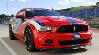 Mustang 302 Boss 480 LE autóvezetés Euroring 5 kör