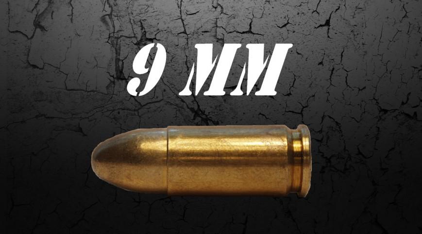 Élménylövészet - 9 mm csomag 50 lövés