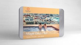 Magic Days Plus szállodai utalvány 4 éjszaka 2 fő részére