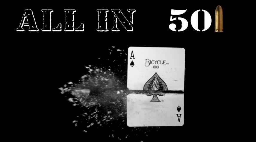 Élménylövészet-All In csomag 50 lövés