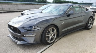 Ford Mustang GT közúti autóvezetés-50 km