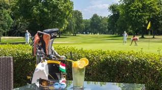 Golf kaland az Old Lake Golf Hotelben 3 nap 2 éj 2 fő