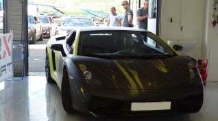 Lamborghini Gallardo vezetés és utasautóztatás KakucsRing 4+1 kör