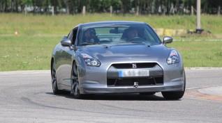 Nissan GT-R vezetés Euroring 7 kör