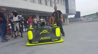 Radical Pro Sport vezetés KakucsRing 5 kör