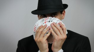 Kártyatrükk tanfolyam 1 fő