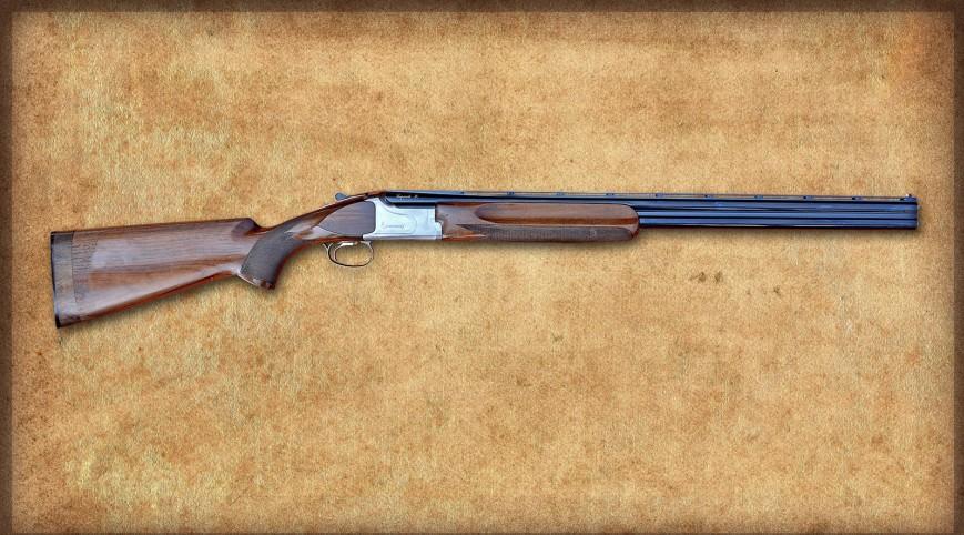 Sörétes alapcsomag Browning versenypuskával 50 lövés