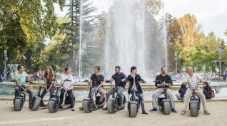 MonsteRoller túra Budapesten idegenvezetővel 1 fő 1 óra