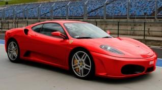 Ferrari F430 F1 490 LE autóvezetés Hungaroring 2 kör