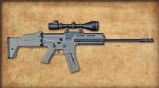 Kőkemény csomag ismert fegyverek társaságában
