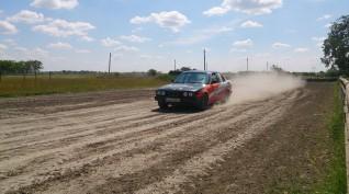 BMW E34 Rally Versenyautó Vezetés 15 kör