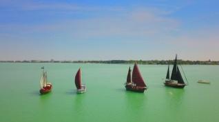 Hajós élménycsomag egy balatoni vitorláson