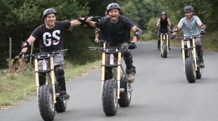 Monsterbike túra a Mátrában