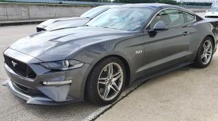 Ford Mustang GT autóvezetés KakucsRing 3 kör
